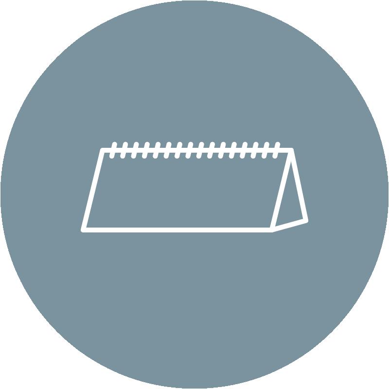 Tischkalender_klein_abstrakt